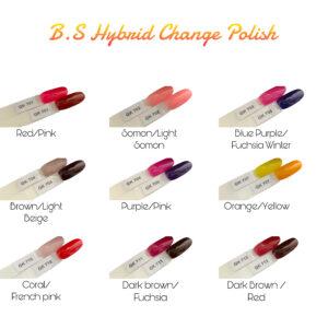 B.S Hybrid Change Polish